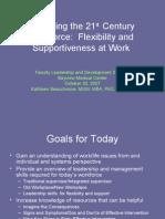 Department of Surgery, Leadership Development Seminar 10-07