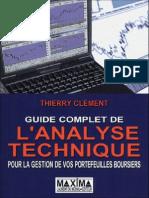 72687806 Le Guide Complet de l Analyse Technique Pour La Gestion de Vos Portefeuilles Boursiers