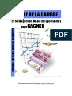 92320024 Guide Bourse