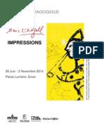 Dossier Pédagogique Chagall.