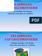 Formation Chaudronnerie Ppt