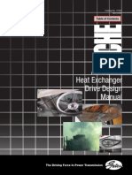 AirCooled Heat Exchanger Drive Design Manual