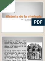 Historia de La Virologia