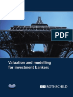 Valuation & Modelling