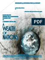 A Wealth of Nations Poster (print)