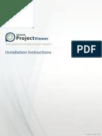 Seavus Project Viewer Installation Instructions