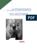 Envejecimiento Del Sistema Estomatognatico [Modo de Compatibilidad] (1)