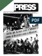 The Stony Brook Press - Volume 20, Issue 1