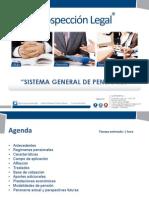 Memorias Prospeccion Legal - Pensiones 2014
