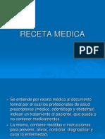 RECETA MEDICA1