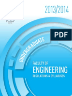 UWI Eng Undergrad Programme Details