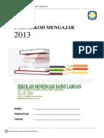 Muka Depan FRM 2013