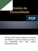 CIVIL - Direitos Da Personalidade