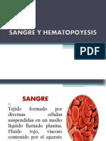 Sangre y Hematopoyosis
