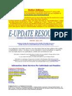 E-Update ResourcesTM - July 6, 2014