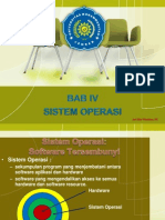 Materi 04 Sistem Operasi