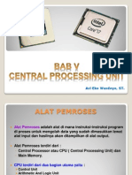 Materi 05 CPU