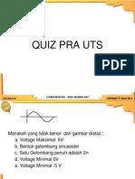Quiz Pra Uts