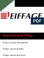 Eiffage Construction. Origen e historia