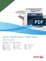 Xerox Workcentre 7535 Users Manual