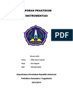 Laprak standarisasi HCl