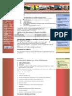 Information Learner's License