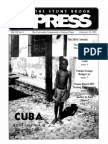 The Stony Brook Press - Volume 20, Issue 9
