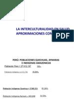 Clase - Interculturalidad en Salud 16-04-2013