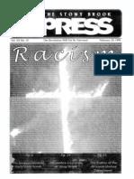 The Stony Brook Press - Volume 20, Issue 10