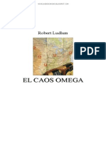 Ludlum Robert - El Caos Omega