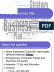 59024547 Business Plan Writing for Business Plan Series 20110624