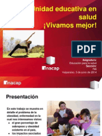 2014 0602 Educsalud Obesidad Diapos