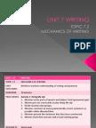 Unit 7 WRITING Topic 7.2