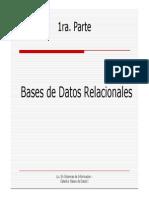 Clase DB(1ra.parte)