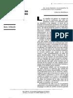 Alberdi, Ines, El Significado Del Género en Las Ciencias Sociales-Inés Alberdi