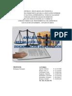 Analisis Para La Reparación Del Daño y La Indemnización de Perjuicios Arts 413 Al 422 COPP