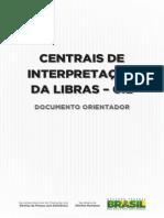 Centrais de Intérpretes de Libras
