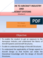 Introduction to Aircraft Industry