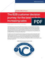The B2B Customer Decision Journey 0