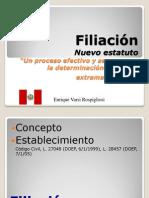 Filiacion Enrique Varsi
