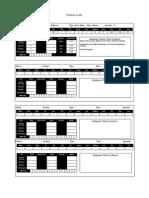 Skirmish RPG Stats Alpha Draft
