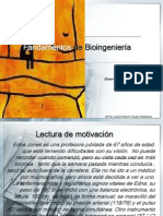 Introduccion a La Bioingenieria Primera Clase