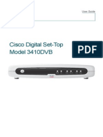 Sisco Broad Band Set top Box guide