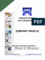 nsi company profile 2014