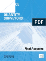 QS Final Accounts-