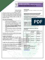 Robo Gyan - economic workshop proposal