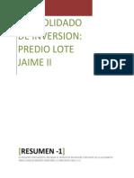 Informe de Inversion2012.1