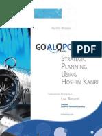 Strategic Planning Using Hoshin Kanri
