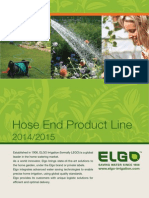 Hose End Product Line