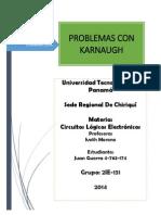 Problemas Con Karnaugh